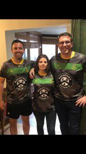 clan na gael dundalk training jerseys
