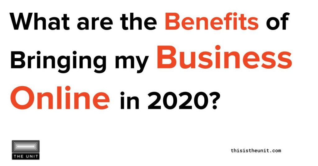 Business Online 2020