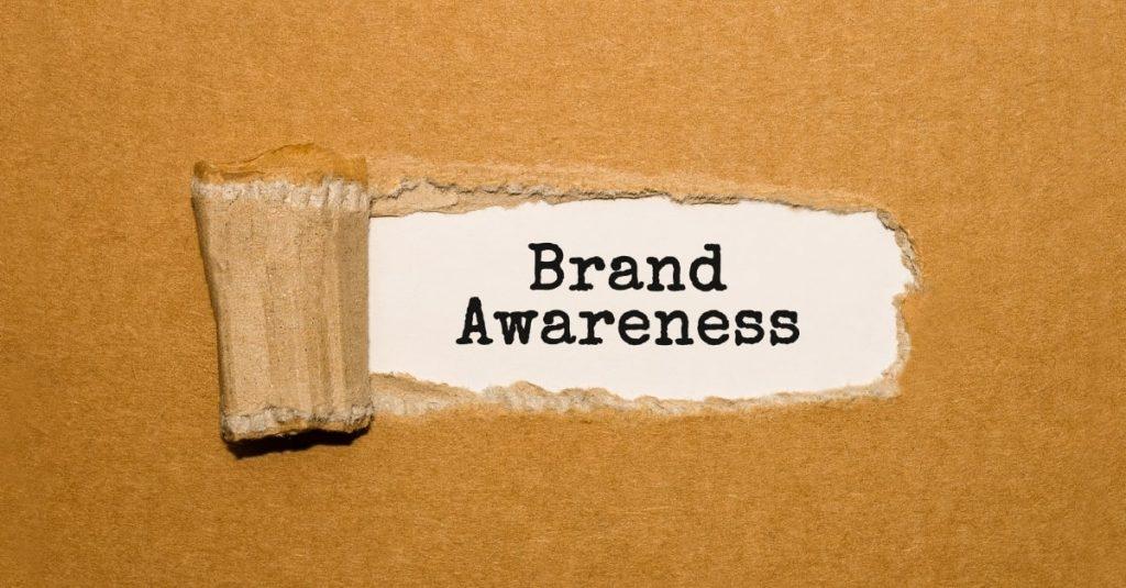 Social media brand awareness strategy